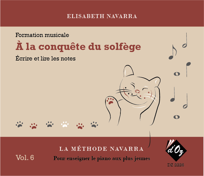 La méthode Navarra – Solfège – Volume 6